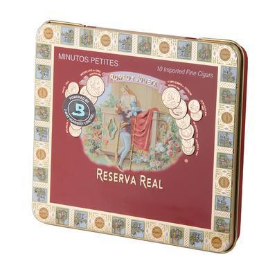 Romeo y Julieta Reserva Real Reserve Minutos Petite (10) - CI-RRR-MINNPKZ - 400