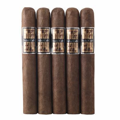 Solo Cafe Robusto 5 Pack - CI-SOC-ROBN5PK - 400