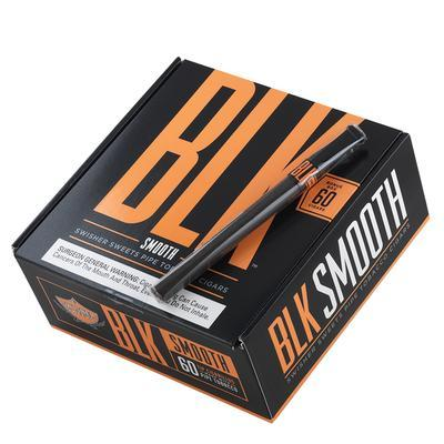 Swisher Sweets BLK Smooth - CI-SSB-SMO60 - 75