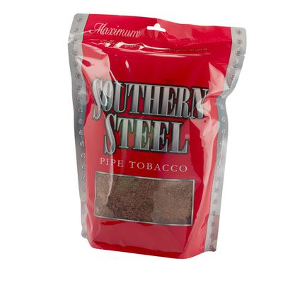 Southern Steel Maximum Flavored Pipe Tobacco 16oz-TB-SST-MAXM - 400