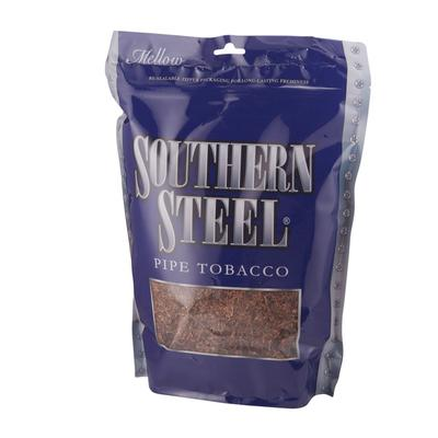 Southern Steel Mellow Flavored Pipe Tobacco 16oz - TB-SST-MELL - 400