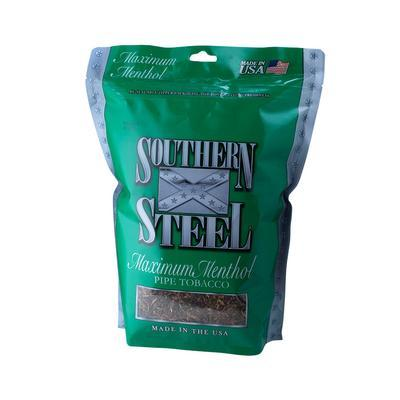 Southern Steel Maximum Menthol Pipe Tobacco 16oz-TB-SST-MINT - 400
