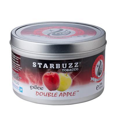 Starbuzz Shisha Double Apple - SA-STR-DBLAP250 - 400