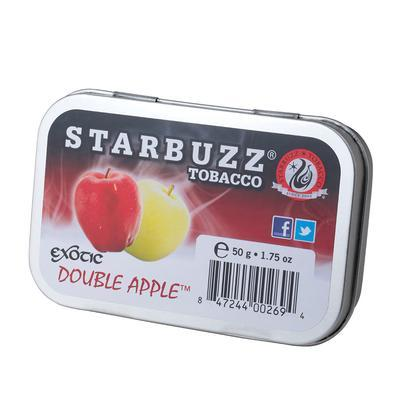Starbuzz Shisha Double Apple - SA-STR-DBLAP50G - 75