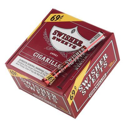 Swisher Sweets Cigarillos 69c - CI-SWI-CIGN - 400