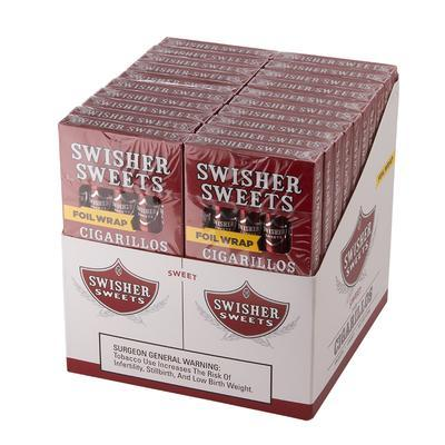 Swisher Sweets Cigarillos 20/5 - CI-SWI-CIREGPK - 400