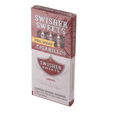 Swisher Sweets Cigarillos (5) - CI-SWI-CIREGPKZ - 400