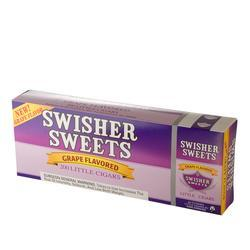 Swisher Sweets Little Cigars Grape 10/20 - CI-SWI-LCGRPPK - 400