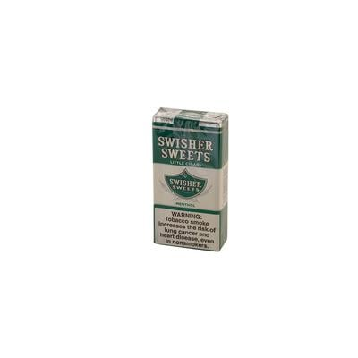 Swisher Sweets Little Cigars Menthol (20) - CI-SWI-LCMENPKZ - 400