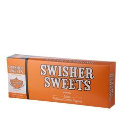 Swisher Sweets Little Cigars Peach 10/20 - CI-SWI-LCPEAPK - 400