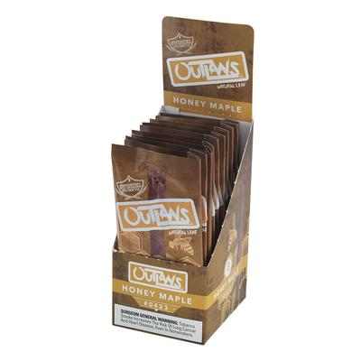 Swisher Sweets Outlaws Honey Maple 10/3 - CI-SWI-OHMAPPK