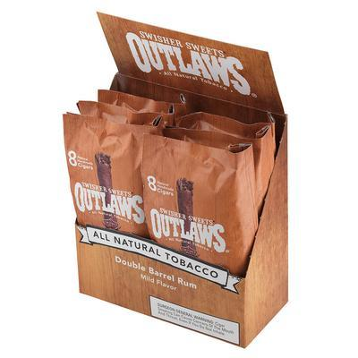 Outlaws Double Barrel Rum 6/8-CI-SWI-ORUMPK - 400