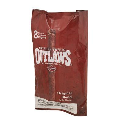 Swisher Sweets Outlaws Original Blend Mild (8) - CI-SWI-OUTPKZ - 400