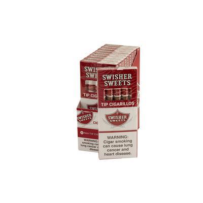 Swisher Sweets Wood Tip 10/5 - CI-SWI-TIP - 400