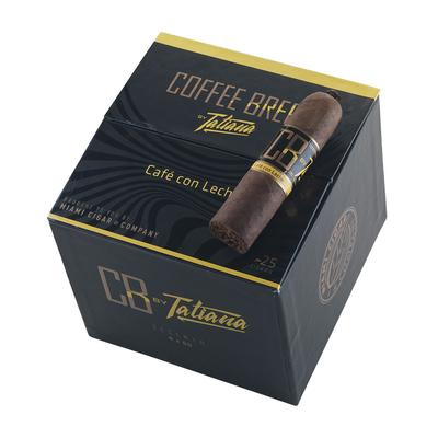 Tatiana Coffee Break Sesenta Cafe Con Leche - CI-TCB-SESCLN - 400