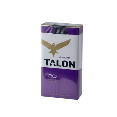 Talon Filtered Cigars Grape (20) - CI-TFC-GRAPEZ - 75