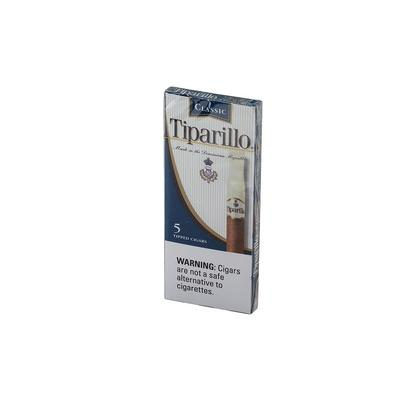 Tiparillo (Regular) Mellow Blend (5) - CI-TIP-MILDPKZ - 75