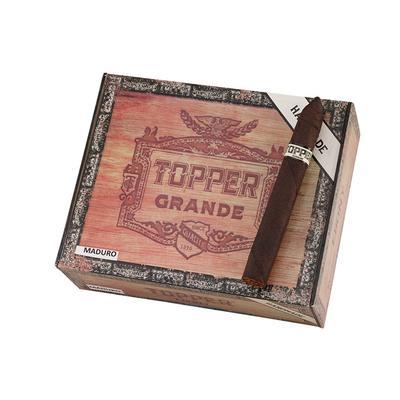 Topper Original Handmade Ebony - CI-TOH-EBOM - 400