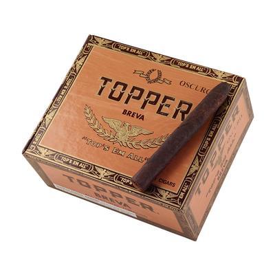 Topper Breva Oscuro - CI-TOP-BREM - 75