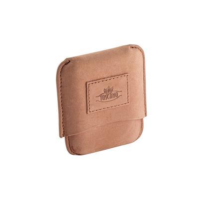 Leather Cigar Case-CC-TOS-SHORT - 400