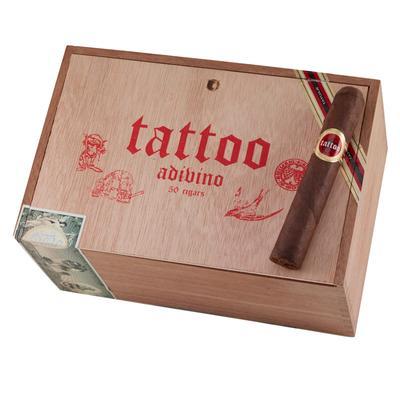 Tatuaje Tattoo Adivino - CI-TTA-ADIM