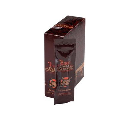 Ugly Coyote Natural Leaf Cigarillo Chocolate 15/2 - CI-UCN-CHOPK - 400