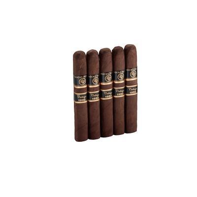 Rocky Patel Vintage 1992 Petit Corona 5 Pack - CI-V92-PETN5PK - 400