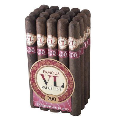 Value Line Dominican #200 Churchill - CI-VD2-CHUM
