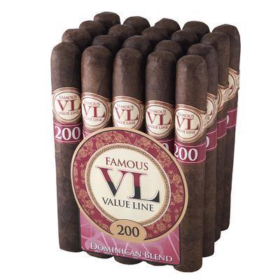 Value Line Dominican #200 Robusto-CI-VD2-ROBM - 400