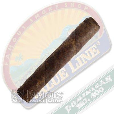 Value Line Dominican 400 Robusto (Bundle 20) - CI-VD4-ROBM - 400