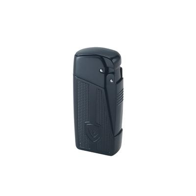 General Black Matte Triple Torch Lighter-LG-VEC-GEN04 - 400