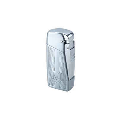Vector General Chrome Satin Triple Torch Lighter - LG-VEC-GEN1C - 400