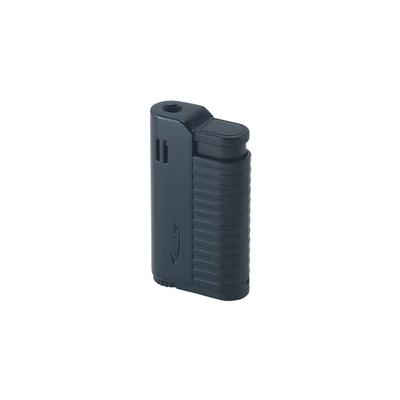 Vector Hammer Black Matte Single Torch Lighter - LG-VEC-HAM04 - 400
