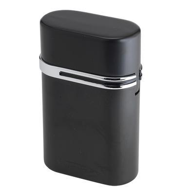 Vector Thundra Black Matte Triple Flame Lighter - LG-VEC-THUBLK - 400