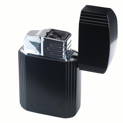 Vector Titan Black Matte 5 Flame Torch Cigar Lighter - LG-VEC-TIBLK - 400