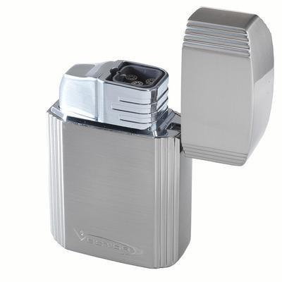 Vector Titan Nickel 5 Flame Torch Cigar Lighter - LG-VEC-TINIK - 400