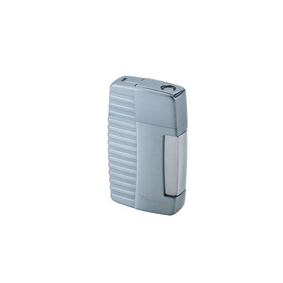 VForce Chrome Satin Dual Torch Lighter-LG-VEC-VF1C - 400