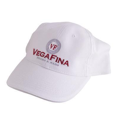 Vega Fina Logo Hat - HA-VEF-WHITE - 400