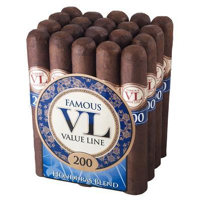 Value Line Honduran #200 Robusto - CI-VH2-ROBN - 400