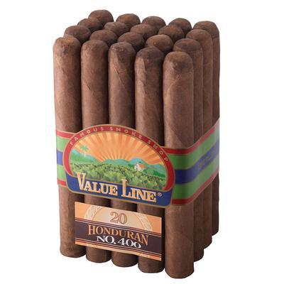 Value Line Honduran 400 Grand Corona - CI-VH4-646N - 400