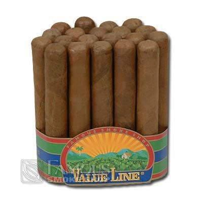 Value Line Honduran #400 Robusto - CI-VH4-ROBN - 400