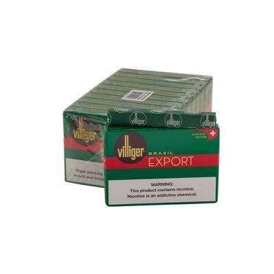 Villiger Export Brasil 10/5 - CI-VLE-EXPBRPK - 75