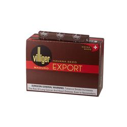 Villiger Export Maduro - CI-VLE-EXPM - 400