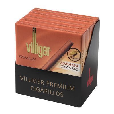 Villiger Premium No. 10 Sumatra 5/10 - CI-VLG-10SUMPK - 400