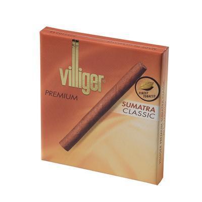 Villiger Premium No. 10 Sumatra (10) - CI-VLG-10SUMPKZ - 400