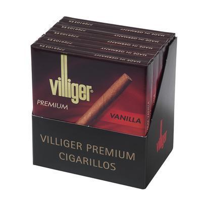 Villiger Premium No. 10 Vanilla 5/10 - CI-VLG-10VANPK - 400
