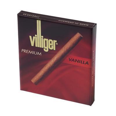 Villiger Premium No. 10 Vanilla (10) - CI-VLG-10VANPKZ - 400