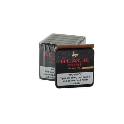 Villiger Black Sumatra Filter 5/20 - CI-VLG-MINFBLK - 400
