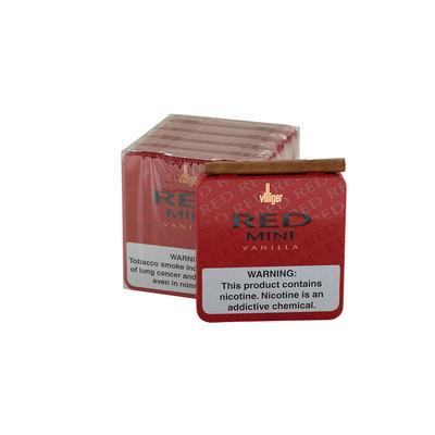 Villiger Red Vanilla 5/20 - CI-VLG-MINRED - 400