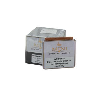 Villiger Mini Sumatra 10/10 - CI-VLG-MINSUM - 400